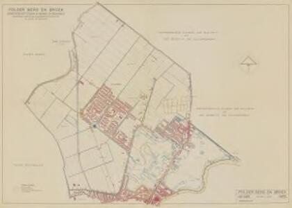 Polder Berg en Broek, gemeente Rotterdam en Berkel en Rodenrijs.