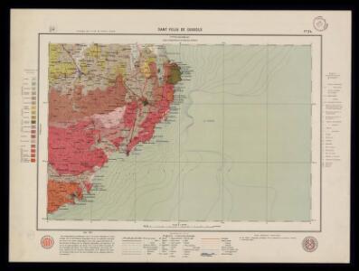 Mapa geològic de Catalunya 1:100.000