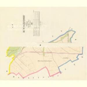 Reichersdorf - c2305-2-002 - Kaiserpflichtexemplar der Landkarten des stabilen Katasters