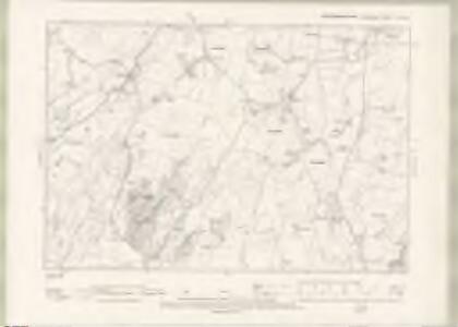 Kirkcudbrightshire Sheet LIV.NE - OS 6 Inch map