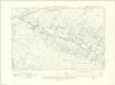Yorkshire LXIV.NW - OS Six-Inch Map