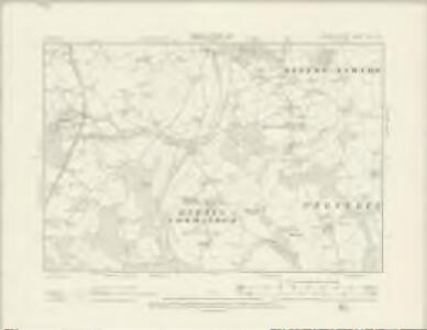 Monmouthshire XIX.NW - OS Six-Inch Map