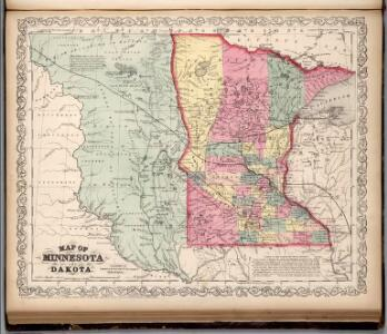 Minnesota and Dakota.