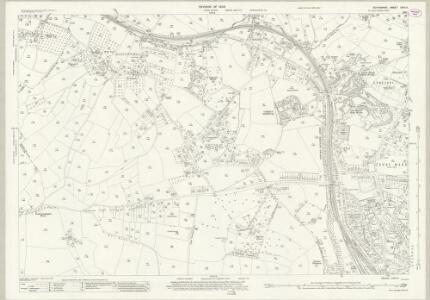 Devon CXVI.9 (includes: Kerswells; Torquay) - 25 Inch Map