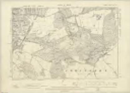 London XVII.NE - OS Six-Inch Map