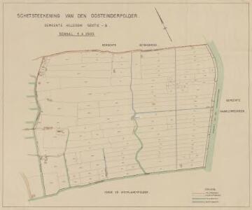 Oosteinderpolder, gemeente Hillegom.