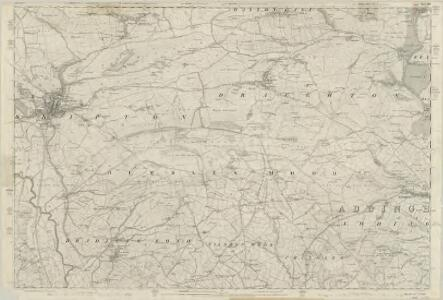 Yorkshire 168 - OS Six-Inch Map