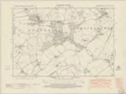 Bedfordshire XXVI.NW - OS Six-Inch Map