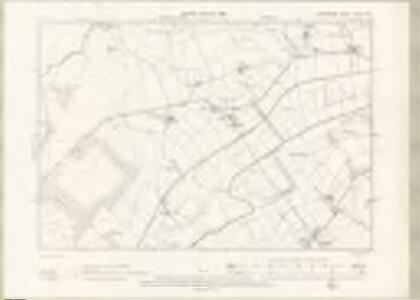 Lanarkshire Sheet XXVII.NW - OS 6 Inch map