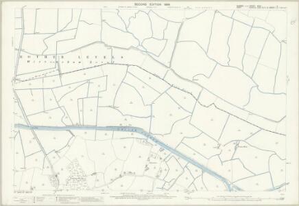 Sussex XXXII.11 (includes: Iden; Stone cum Ebony) - 25 Inch Map