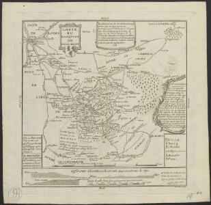 Carte du Marquisat de Franchimont