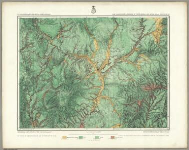 69D. Land Classification Map Of Part Of North Central New Mexico.
