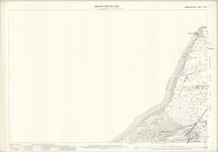 Caernarvonshire XXV.11 (includes: Llanaelhaiarn; Pistyll) - 25 Inch Map