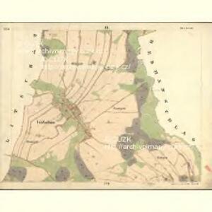 Uhretschlag - c4571-1-002 - Kaiserpflichtexemplar der Landkarten des stabilen Katasters