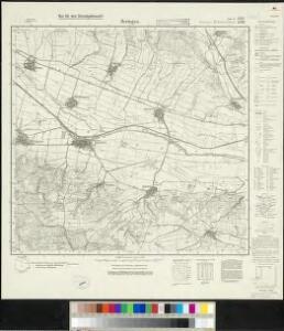 Messtischblatt 2599, neue Nr. 4531 : Heringen, 1938 Heringen