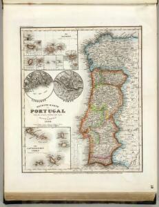 Portugal, Azoren, Capverdischen Inseln.