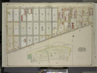 Brooklyn, Vol. 4, Double Page Plate No. 10; Part of   Ward 26; Sections 12 & 13; [Map bounded by Dumont Ave., Warwick St., New Lots    Ave., Georgia Ave.]; Sub Plan; [Map bounded by Boundary Line of the Borough of   Brooklyn and Queens, Elderts Lane;