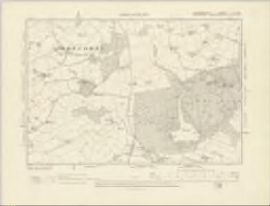 Staffordshire LV.NE - OS Six-Inch Map