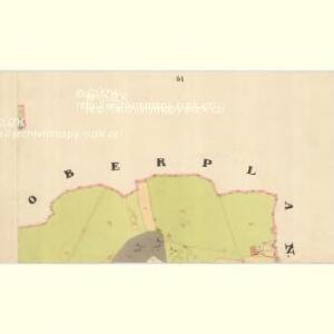 Glöckelberg - c9317-3-019 - Kaiserpflichtexemplar der Landkarten des stabilen Katasters