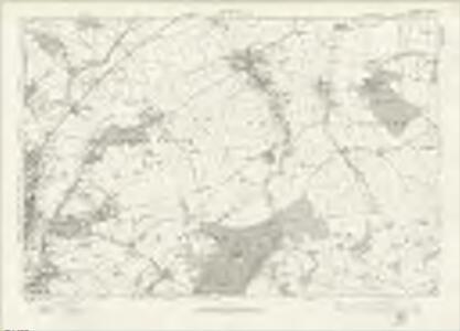 Derbyshire LVII - OS Six-Inch Map