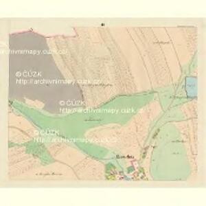 Dneschtitz - c1154-1-003 - Kaiserpflichtexemplar der Landkarten des stabilen Katasters