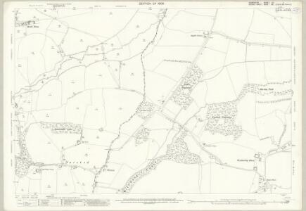 Hampshire and Isle of Wight LXI.1 (includes: Buriton; Harting; Petersfield) - 25 Inch Map