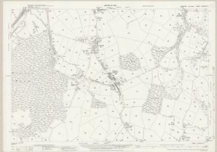Yorkshire CCLXXIV.6 (includes: Barnsley; Cawthorne; Darton; Dodworth) - 25 Inch Map