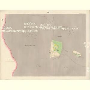 Paulusbrunn - c5672-1-012 - Kaiserpflichtexemplar der Landkarten des stabilen Katasters