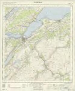 Inverness - OS One-Inch Map