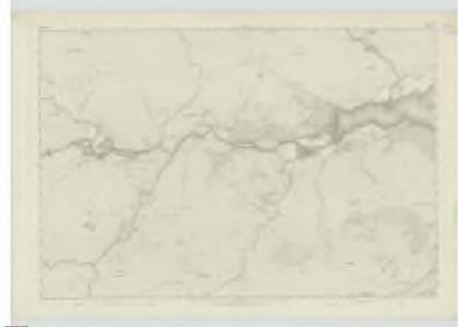 Perthshire, Sheet XXXV - OS 6 Inch map