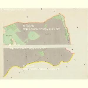 Deschney (Dessney) - c1092-1-001 - Kaiserpflichtexemplar der Landkarten des stabilen Katasters