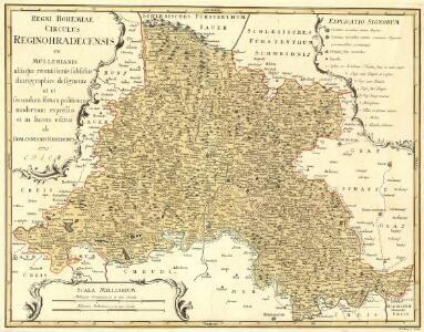 Regni Bohemiae Circulus Reginohradecensis