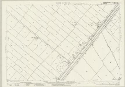 Cambridgeshire XVII.13 (includes: Downham; Manea; Welney) - 25 Inch Map