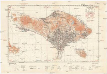 East Indies 1:200 000