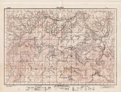 Lambert-Cholesky sheet 2249 (Iablaniţa)