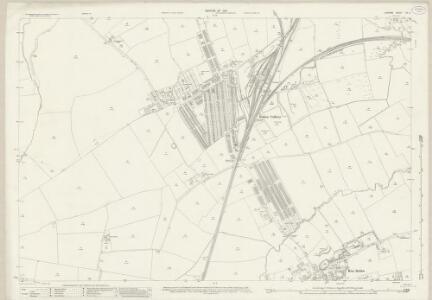 Durham VII.4 (includes: Boldon; Jarrow) - 25 Inch Map