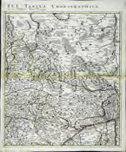 Totius s.r.i. circuli Suevici tabula chorographica, 2