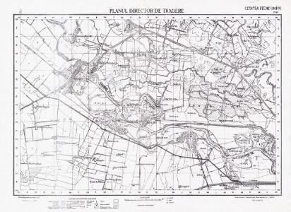 Lambert-Cholesky sheet 2581 (Cetatea Veche (Ovari))