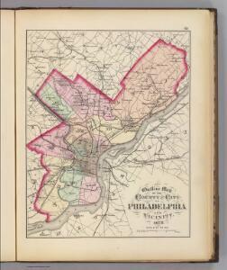 Philadelphia County, City.