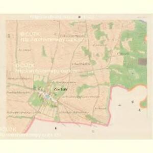 Zischow - c9453-1-003 - Kaiserpflichtexemplar der Landkarten des stabilen Katasters