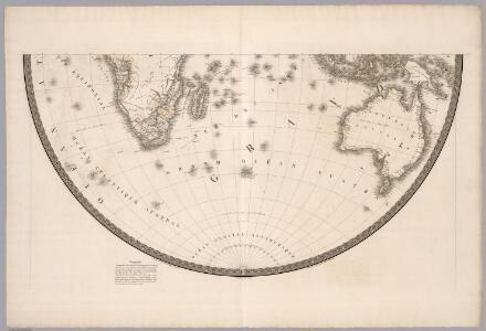 Southern Half, Eastern Hemisphere.