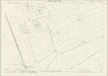 Lincolnshire XIII.1 (includes: East Halton; North Killingholme; Thornton Curtis; Ulceby) - 25 Inch Map