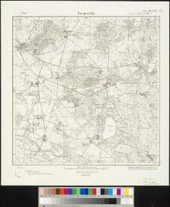 Meßtischblatt 2640 : Dammwolde, 1937
