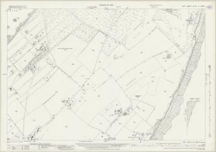 Kent LXVIII.4 & LXVIIIA.1 (includes: Ringwould; St Margarets At Cliffe) - 25 Inch Map