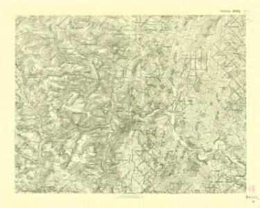 III. vojenské mapování 4059/1