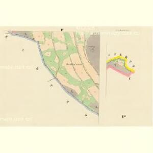 Nieder Kamnitz - c1307-1-003 - Kaiserpflichtexemplar der Landkarten des stabilen Katasters