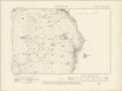 Cornwall LXXIV.SW - OS Six-Inch Map