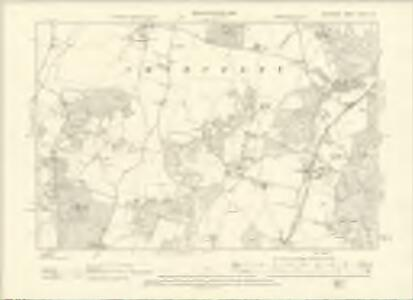 Berkshire XXXV.NW - OS Six-Inch Map