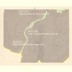 Laucžka - m1610-1-009 - Kaiserpflichtexemplar der Landkarten des stabilen Katasters