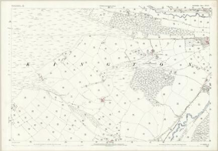 Herefordshire XVII.6 (includes: Kington Rural; Kington Urban) - 25 Inch Map